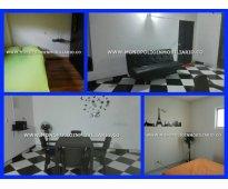 apartamento amoblado en medellin sector- el poblado cod 3610