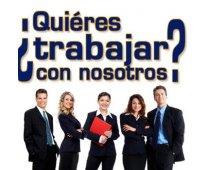 OFERTA DE TRABAJO CON HORARIOS FLEXIBLES