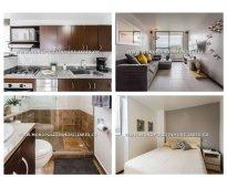 apartamento amoblado  en medellin sector -el poblado  cod 3498