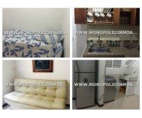 apartamento amoblado para la renta en el sector la floresta cd 3377