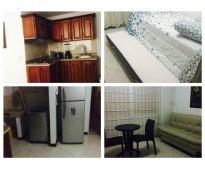 apartamento amoblado para la renta en la floresta medellin cod 3376
