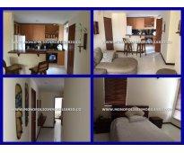 apartamento amoblado para la renta en el poblado medellin cod 3333