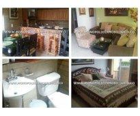 apartamento amoblado para la renta en el poblado cod. 723
