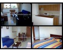 rento apartamento amoblado en el poblado cod. 668