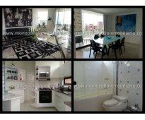 rento apartamento amoblado en el poblado cod. 750