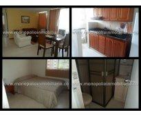 rento apartamento amoblado en el poblado cod. 761