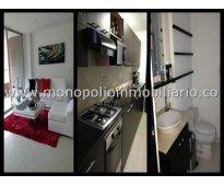 rento apartamento amoblado en el poblado cod. 770