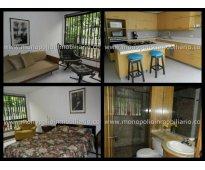 rento apartamento amoblado en el poblado cod. 779