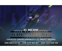 Reggaeton en vivo Bogota - Hora loca Matrimonios