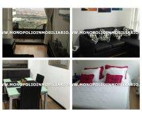 apartamento amoblado para la renta en medellin sector poblado cod.4069