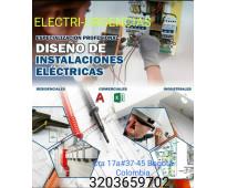 Electricista los Rosales,Galerias,Teusaquillo,Palermo,Park way, La esmeralda, Ni...