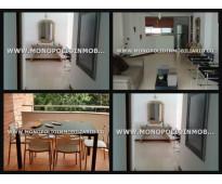 apartamento amoblado para la renta en medellin sector primer parque de laureles...