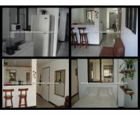 apartamento  amoblado en medellin sector-florida nueva cd 4205