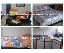 apartamento amoblado  para la renta en medellin laureles cod.4150