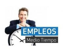 TRABAJO DE MEDIO TIEMPO