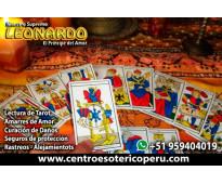 LECTURA DE TAROT PERSONALIZADA