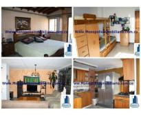rento apartamento amoblado en medellín sector laureles