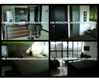 APARTAESTUDIOS AMOBLADOS EN ARRIENDO - EL POBLADO COD*/-*: 3841