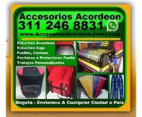 ⭐ Fabrica De Correas, Estuches, Pecheras y Fuelles Para Acordeon, Estuches Para...