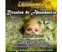 Atrae la abundancia y el dinero