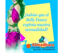Explota ti sensualidad con el Belly Dance
