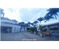 Rento o Vendo  casa campestre 1400 mts2 CAC-004 Pereira
