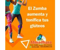 Haz Zumba en Atmadhara