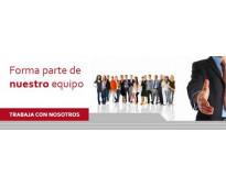 OFERTA DE TRABAJO PARA ESTUDIANTES