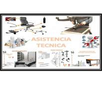 Asistencia tecnica para fabricacion de oficinas.