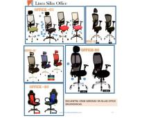 Venta y mantenimiento de sillas de oficinas