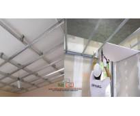 Dry wall suministro e instalacion