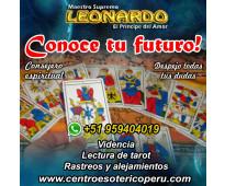 LECTURA DE TAROT ACERTADA
