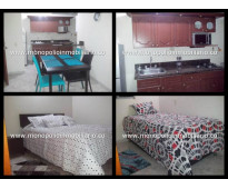 apartamento amoblado para alquilar en los colores cod. 1220