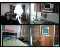 alquiler de apartamento amoblado en laureles cod. 1179