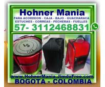 ⭐ Accesorios Para Acordeon, Correas, Protectores De Fuelle, Broches, Botones, Pa...