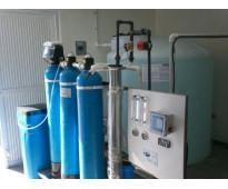 Fabricación de plantas dsalinizadoras de agua