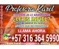 Clarividente KAREL Mi Unico Proposito Es Ayudarte 3163645990 ESTA MISMA NOCHE TE...