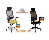 Reparacion y fabricacion de Silla para Oficinas.