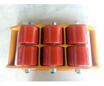 Patines de carga o tanquetas 6, 8 y 12t