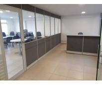 sistemas de oficina  de Divisiones