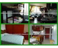 apartamento amoblado para la renta en belen medellin cod 3165
