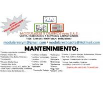 MANTENIMIENTO CORRECTIVO INTERNOS Y EXTERNOS DE OFICINAS