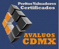 Avalúos CDMX Peritos Valuadores Certificados.