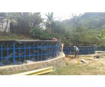 fabricacion de tanques de geomembrana,tanques de geomembrana