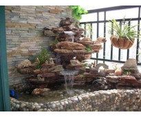 fabricacion de cascadas de agua,cascadas de agua