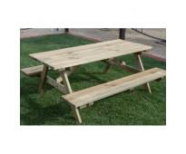 fabricacion de mesas de picnic,venta de mesas de picnic
