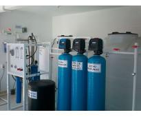 fabricacion de plantas de osmosis inversa,osmosis inversa