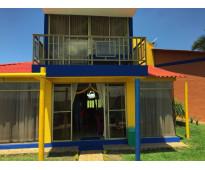 alquiler temporal hermosa casa campestre pereira colombia