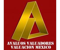 Avalúos, Valuadores y Valuación