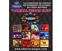 CONEXIÓN DE CLUBES DE JUEGOS